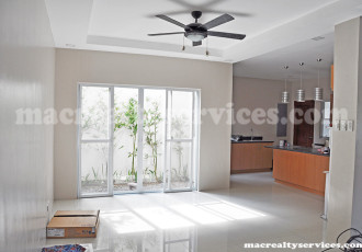 Bungalow House for Rent in Paradise Village, Banilad, Cebu