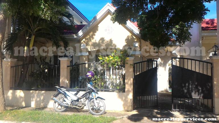 House in Aldea Del Sol, Mactan