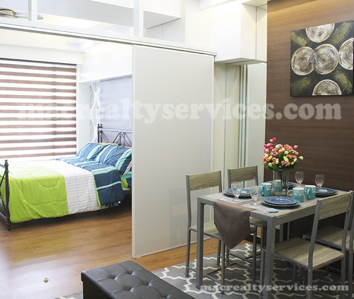 Condominium for Rent in Marco Polo Residences